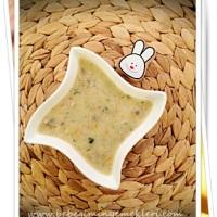Tavuklu Sebzeli Mantar Çorbası